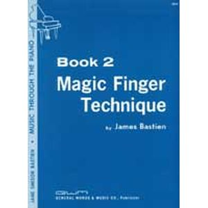 マジックフィンガーテクニック 2