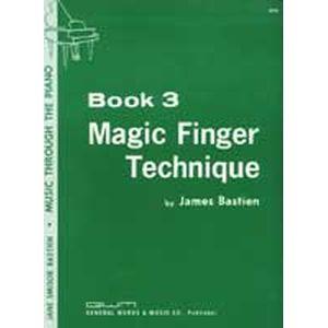 マジックフィンガーテクニック 3