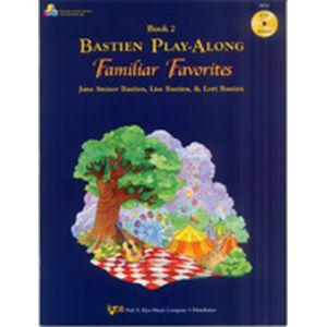 プレイ・アロング・ファミリア・フェボリット 2 (CD付き)