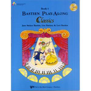 プレイ・アロング・クラシックス 1 (CD付き)