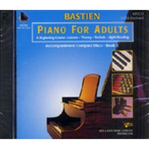 英語版 おとなのピアノ教本CD 2