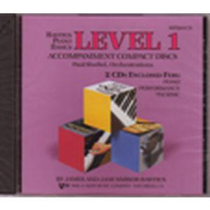 ベーシックスCD ピアノ レベル1