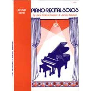 ピアノ リサイタル ソロ プリマーレベル