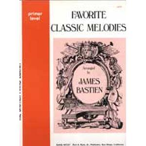 クラシックメロディのたのしみ プリマーレベル