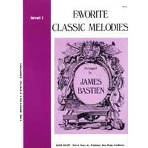 クラシックメロディのたのしみ レベル1